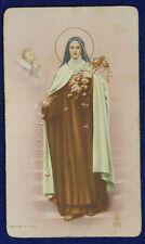 SANTINO HOLY CARD SANTA VERGINE MARIA #SA98