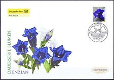 BRD 2011: Enzian! Post-FDC der Nr. 2877 mit Berliner Ersttagssonderstempel! 1801