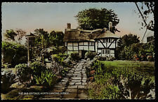 EARLY RP POSTCARD - THE OLD COTTAGE, NORTH LANCING