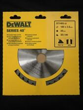 DEWALT dt1405 - 180mm Lame de scie circulaire 180 x 30 30T