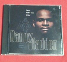 These Are the Facts of Life by Danny Madden (CD, 1991, Giant (USA)☆PROMO CD☆