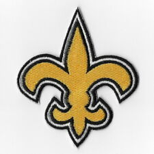 New Orleans Saints Iron on Patches Embroidered Patch Badge Applique Emblem FN