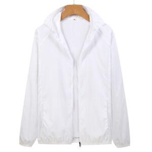 Waterproof Rain Jacket UV Protect Jersey Bike Shirt Camp Clothing Windbreaker