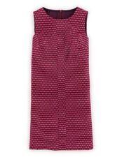 NEW BODEN WOOL POLKA SWISS DOT CHISWELL SHIFT DRESS BQ028 - SIZE US 14 L