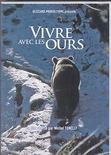 DVD NEUF VIVRE AVEC LES OURS