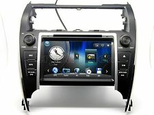 Auto Multimedia Car Radio Stereo DVD Player GPS Navigation For Toyota Camry USA