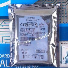 """100% OK HTS721060G9AT00 HITACHI 60 GB 2.5"""" 7200 RPM 8 MB PATA/IDE Hard Disk HDD"""
