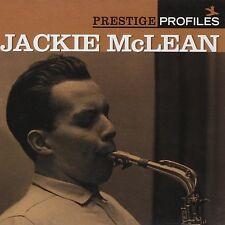 Jackie McLean Prestige Profiles DONALD BYRD PAUL CHAMBERS GIL GOGGINS ELMO HOPE
