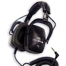 Whites ProStar Headphones 50 OHM Mylar Speakers with Titanium Coating 802-5323
