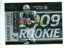 Mark Sanchez 2009 Playoff Contenders Rookie Ticket #105 Auto RC Jets 43819