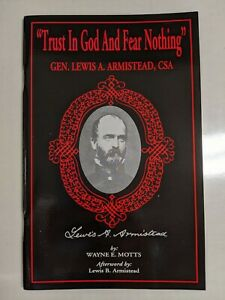 Trust in God and Fear Nothing by Wayne E. Motts