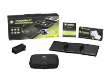 New Powermat Wireless Portable Mat Power Cube Included - Charges100's Of Devices