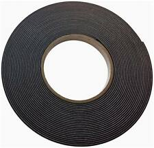 SELF ADHESIVE MAGNETIC TAPE/STRIP 2m x 12 mm VERY STRONG