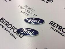 Ford Cortina MK2 NEU Paar Sill Schritt Abzeichen/Abziehbilder.