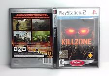 KILLZONE - PS2 - PlayStation 2 - PAL - Usato