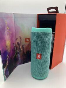 JBL FLIP 4 Teal Open Box Waterproof Bluetooth Speaker
