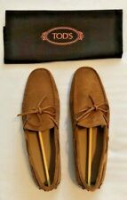 Mens Tod's Loafers Car Shoe UK 9.5