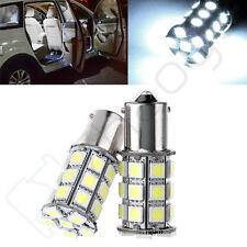 2X 1156 1141 BA15S White 27SMD LED Car Backup Reverse Light Bulb High Power Lamp
