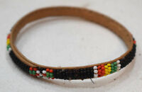 African Bracelets Beaded Colorful Bangles Mali Handmade Beaded Bracelet
