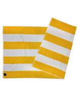 Winning Spirit Life Style Striped Beach Towel 100% Cotton 162cm (L) X 87.5cm (W)