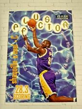 SHAQ SHAQUILLE ONEAL 1998-98 PLUS FACTOR #143 1998 1999 FLEER ULTRA TRADITION