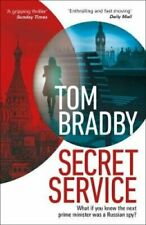 Secret Service by Tom Bradby 9780552175524 | Brand New | Free UK Shipping