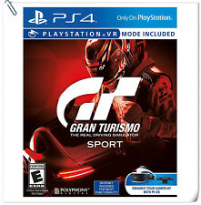 PS4 Gran Turismo Sport [R3] GT 赛车 中英文版 SONY PLAYSTATION Racing Games SCE