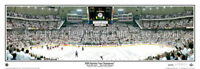 NHL Pittsburgh Penguins 2009 Stanley Cup Champions Panoramic Poster 4036