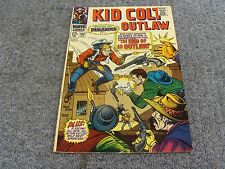 """Kid Colt Outlaw #138 (1968) """"The End of An Outlaw!"""" * 7.5 * VF- *"""