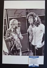 Brian May Queen Signed Autographed 11x17  Photo Beckett Certified #1