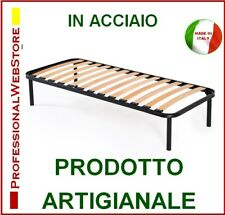 RETI SINGOLE LETTI SINGOLI RETE LETTO 1 PIAZZA LETTINO MADE IN ITALY 90x190 h 35