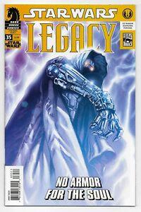 Star Wars Legacy 35 Darth Krayt Cade Skywalker Jedi Sith Darth Horse Comics