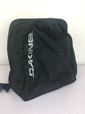 Dakine Ski Snowboard Boot Bag Locker Black 30L Adjustable Shoulder Strap 2 Zip