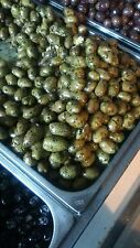 Olive verdi NOCELLARA etnea condita olive prodotte e lavorate in sicilia 500gr