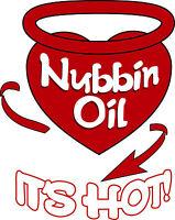 GENUINE NUBBIN OIL - THE HOT ADULT MASSAGE OIL - FREE UK POSTAGE - 17,000+ SOLD