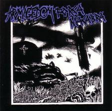 ARMAGEDOM / Força Macabra USA metal punk trash brazil / brasil / finland