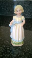 Royal Worcester Porcelain China Days Of The Week Monday Boy Figurine