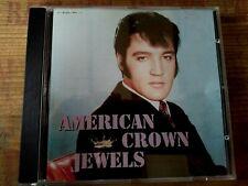 RARE ELVIS PRESLEY CD - AMERICAN CROWN JEWELS - BILKO