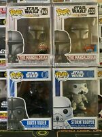 Funko Pop Mystery Box NYCC Mandalorian + SDCC Bakugo + Much More [READ Desc]