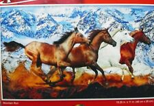 New 500 Piece Jigsaw Puzzle (Mountain Run)