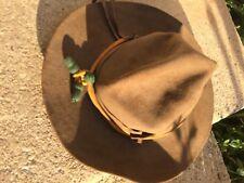 WWI USA CAMPAIGN HAT WW1 uniform USGI doughboy Cap World War