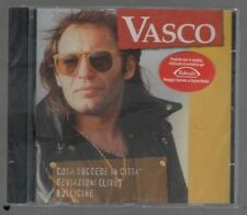 VASCO ROSSI PROMO TAKEDA GIALLO CD SIGILLATO !!!