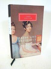 "Jane Austen Book ""Pride & Prejudice"" 1991 Everyman's Library Ed - (HCDJ)"