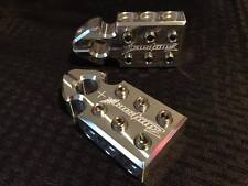 Pair ILL Customz SAE Top Post (6) 1/0 AWG 0 Gauge Battery Terminals