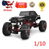 HSP 4WD 1/10 Scale Electric RC Car Monster Truck Climbing Off Road Rock Crawler