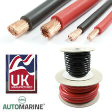 Battery Cable High Flex Starter / Inverter Wire *All Sizes and Lengths Available