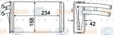 8FH 351 045-101 HELLA Heat Exchanger  interior heating