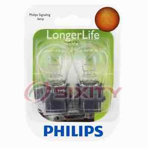 Philips Front Turn Signal Light Bulb for Nissan Quest 1998-1999 Electrical zy