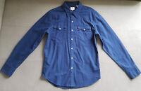 Herren Hemd LEVIS LEVI´S Barstow Western 65816-0228 Nightwatch Blue gr. M