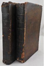 ENSAYOS POLITICOS, ECONOMICOS Y FILOSOFICOS, Rumford - 1800 [2 Vols] Essays